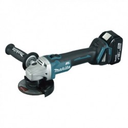 AMOLADORA 115MM BL 18V MAKITA