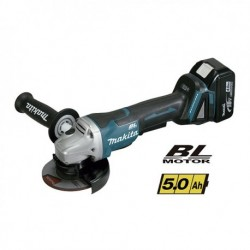 AMOLADORA 115MM BL18V C/FRENO MAKITA